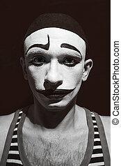 teatralny, aktor