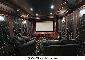 teatro de casa