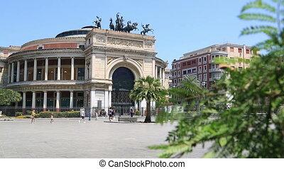 Teatro Politeama Garibaldi - Politeama Garibaldi Theater In...