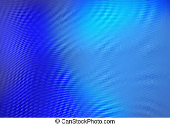 Tech Background - 3D blue grid techno background