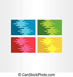 tech background abstract design vector