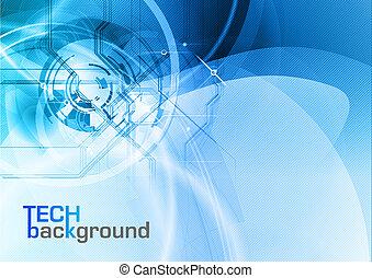 tech, bakgrund