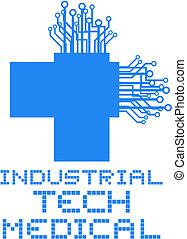 Tech medicine - Creative design of tech medicine