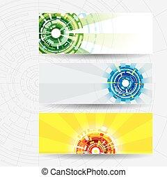 Tech Web Banner