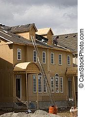 techado, construcción