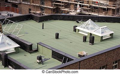 techado, waterproofing