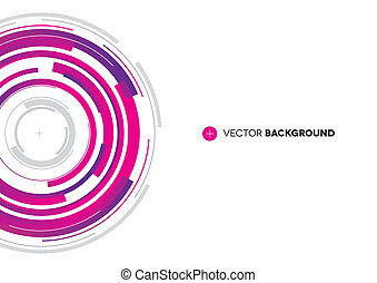 Technical Background - An abstract technical background in ...