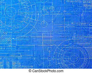 Technical Blueprint - Technical blueprint electronics and...