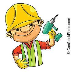 Technician Drill