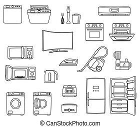 technics., lar, lar, set., eletrodomésticos