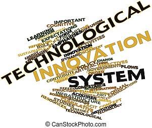 techniczny, system, innowacja