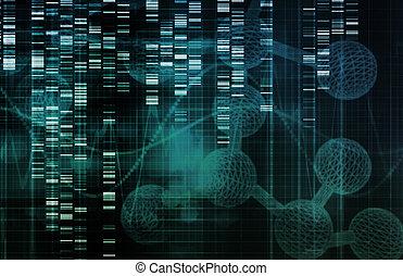 technik, genetisch