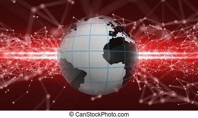 technisch, innovations., achtergrond., voortgang, aarde,...