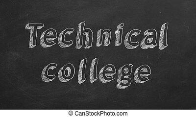 technisch, universiteit