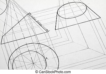 technische tekening