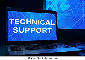 technische unterstützung, edv