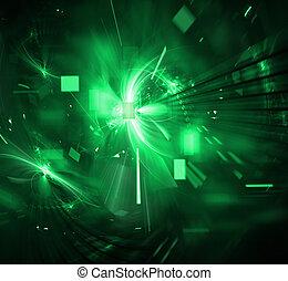 techno, 爆発, デジタル
