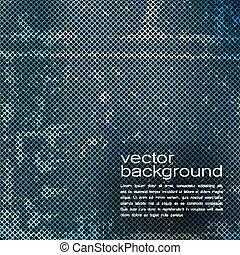 Techno Vector Background Texture