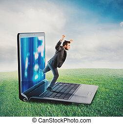 technológia, szenvedély, fogalom