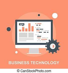 technologia, handlowy