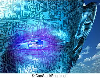 technologia, ludzki
