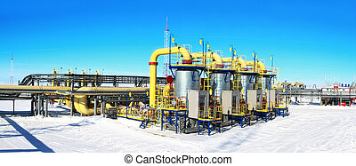 technological equipment to chemical