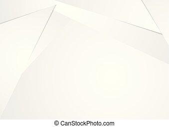 technologie, abstrakt, grau, polygonal, hintergrund, korporativ