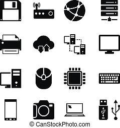 technologie beelden, set