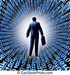 technologie, business