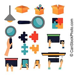 technologie, conception