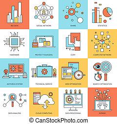 technologie, concepts