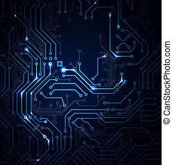 technologie, digital