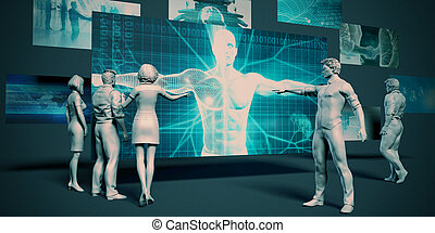 technologie, gezondheidszorg