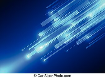 technologie, résumé, vecteur, fond, numérique, vitesse