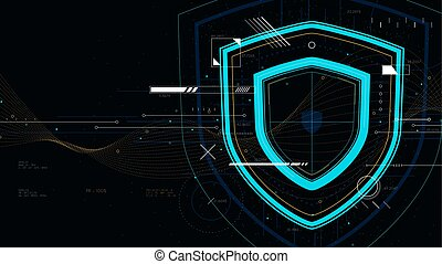 technologie, système, business, sécurité, données, avenir, protection, réseau, technologie, information