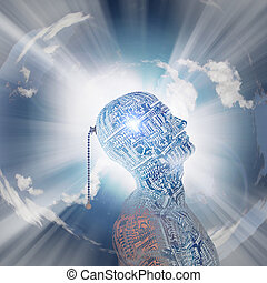 technologie, verstand
