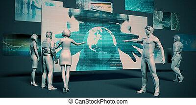 technologie, verstorend