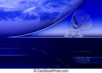 technologie, wereldwijd, informatie