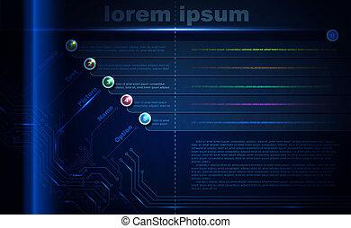 technologien, digital