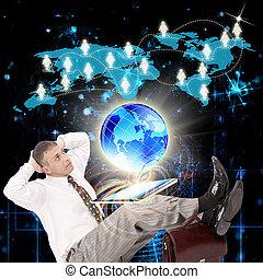 technologien, newest, internet