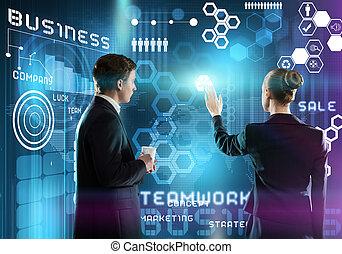 technologies, újító