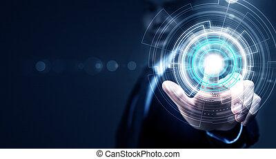 technologies, modern ügy
