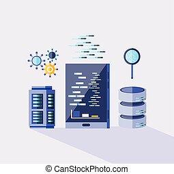 Technology and big data design