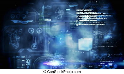 Technology and data processing - Animation of data ...