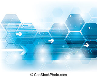 technology background - abstract background technology in ...