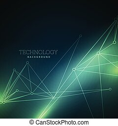 technology background illustraion