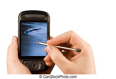 technology business communication device