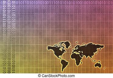 Technology Business Corporate World