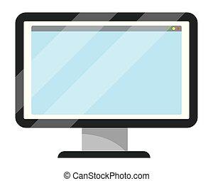 technology computer cartoon