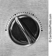 Technology control knob dial
